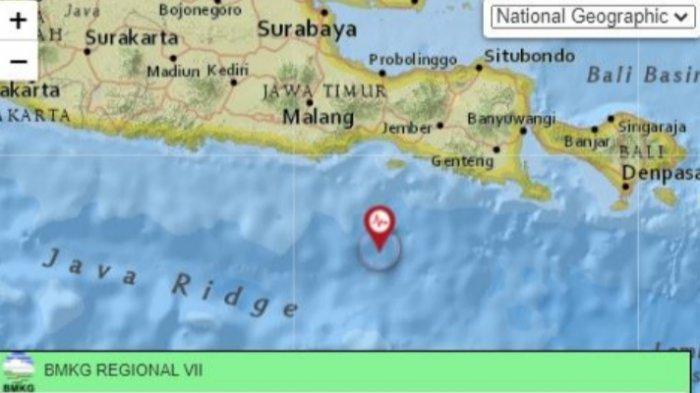 Info Gempa Terkini Pagi Ini Sabtu (07/08/21), Berikut Data Magnitudo BMKG