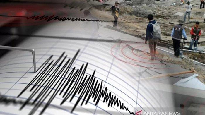 Gempa Terkini Guncang Jawa Tengah Kamis 14 Oktober 2021 Pagi Info BMKG