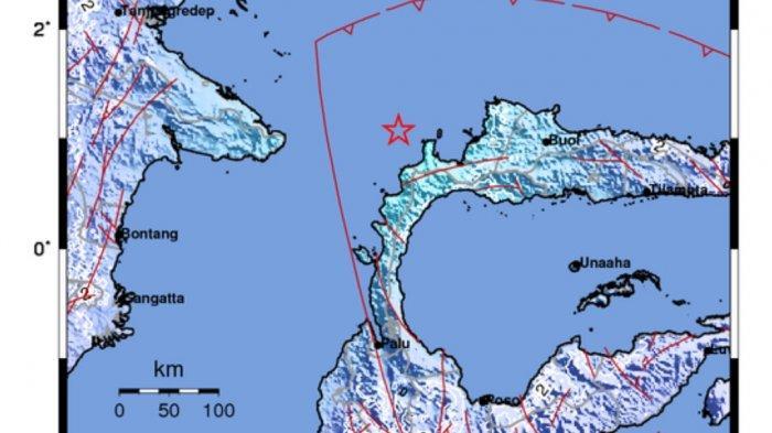 Info BMKG gempa bumi hari ini Sabtu 29 Mei 2021.