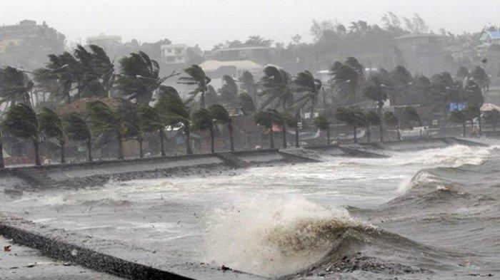 Peringatan Dini Tsunami dari BMKG: Waktu Datangnya Cepat, Ini Titik Lokasi Gelombang Tsunami