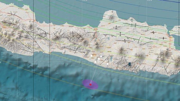 Gempa di Laut Malam Ini Kamis 19 Agustus 2021, Berikut Data Magnitudo dan Lokasi Info Terkini BMKG