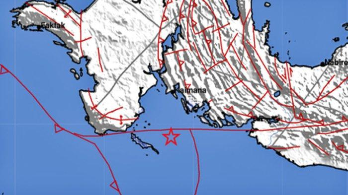 Gempa Bumi Pukul 17.16 WIB, Berikut Data BMKG Lokasi dan Kekuatannya