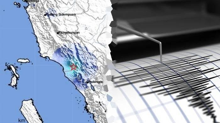 Info Gempa BMKG Sabtu 12 Juni 2021, Digoyang hingga 5 Detik, Berikut Ini Magnitudo dan Pusat Gempa