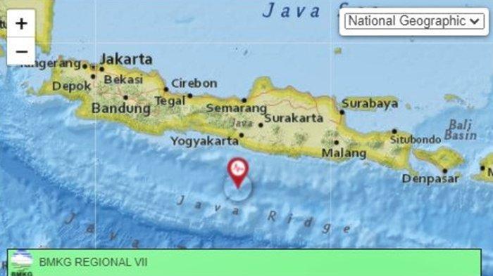 Info Gempa Terkini Jumat 24 September 2021 Pagi, Ini Lokasi Pusat Gempa dan Skala Magnitudo