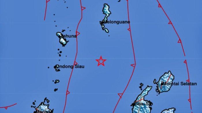Info gempa bumi malam ini. Data BMKG ini lokasi dan kekuatannya. Sabtu 24 Juli 2021.