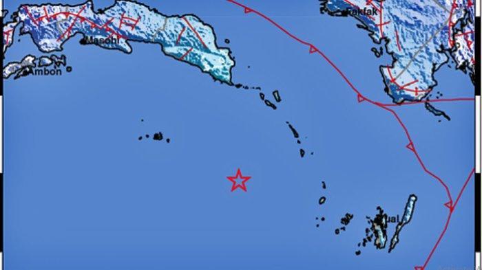 INFO BMKG Gempa Terkini Malam Ini Selasa 13 Juli 2021, Berikut Lokasi dan Magnitudo