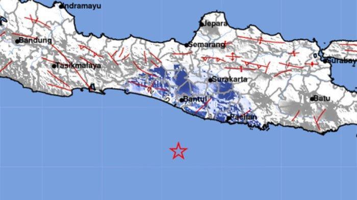 Info Gempa Bumi Terkini Hari Ini Rabu 24 Februari 2021.