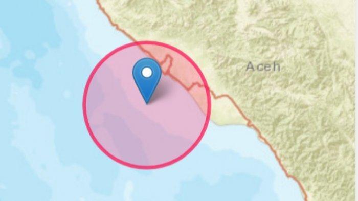 Info gempa bumi terkini hari ini, Sabtu 12 Juni 2021 di Aceh. Berikut data BMKG magnitudo dan lokasi pusat gempa.