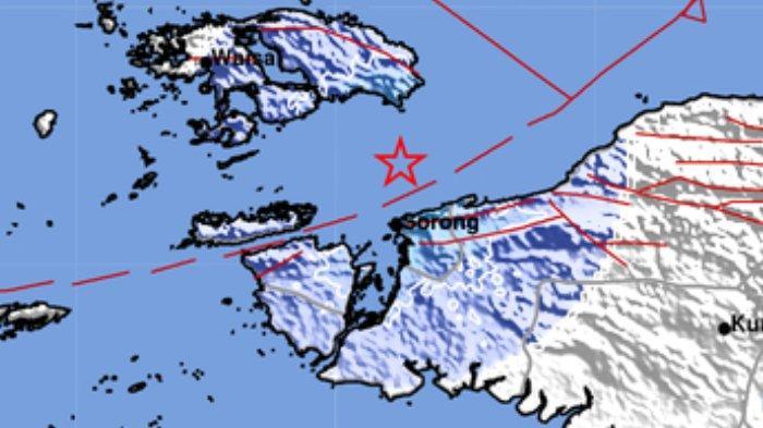 Info gempa bumi terkini hari ini. Tercatat BMKG gempa mengguncang Sorong. Jumat 16 Juli 2021.