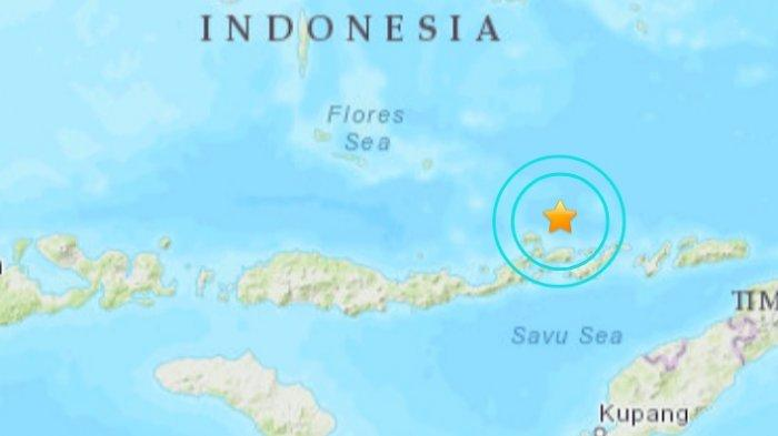 Info Gempa Terkini Senin (14/09/21) Pagi, Berikut Data Magnitudo dan Lokasi Pusat Gempa