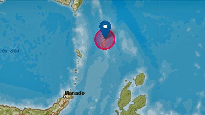 Gempa Bumi yang Guncang Talaud Sebabkan 55 Bangunan Rusak dan 2 Orang Terluka