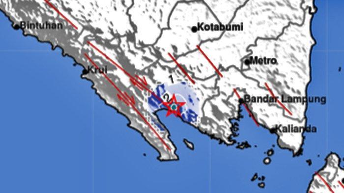 Gempa Bumi Malam Ini di Darat, Berikut Lokasi dan Kekuatannya, Info Terkini BMKG Jumat 2 Juli 2021