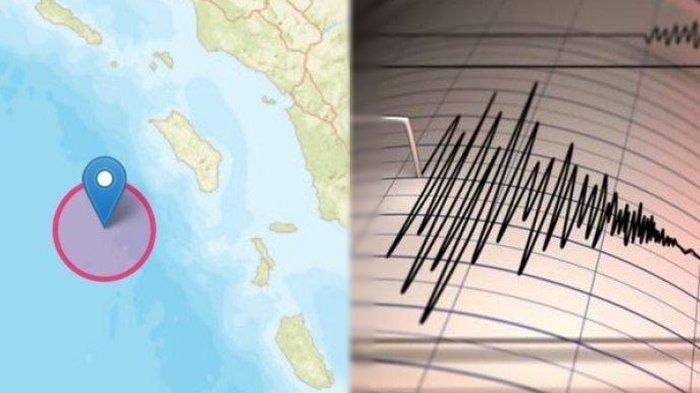 Info Gempa BMKG Jumat (14/05/21), Getaran Cukup Kuat, Berikut Ini Magnitudo dan Pusat Gempa