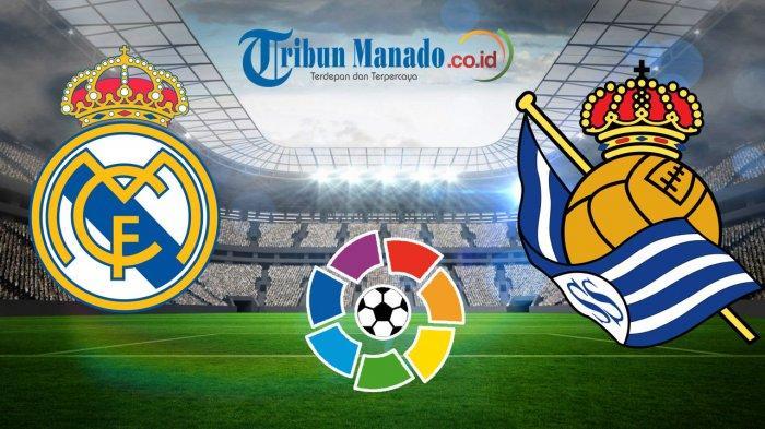 Hasil Real Madrid vs Real Sociedad, Los Blancos Gagal Geser El Barca, Modric Cs Susah Payah