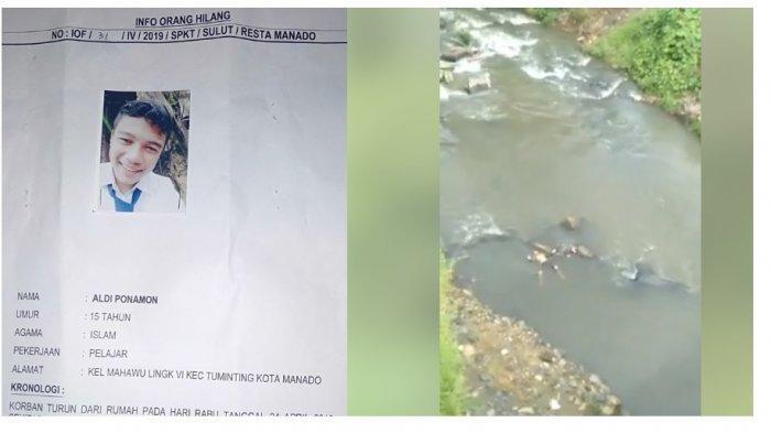Viral Facebook, Siswa Hilang di Manado Dihubungkan Penemuan Mayat di Jembatan Kuning Ring Road Dua