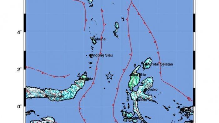 Gempa Berpotensi Tsunami Guncang Jailolo, Mahasiswa di Manado Langsung Nelpon Ibunya