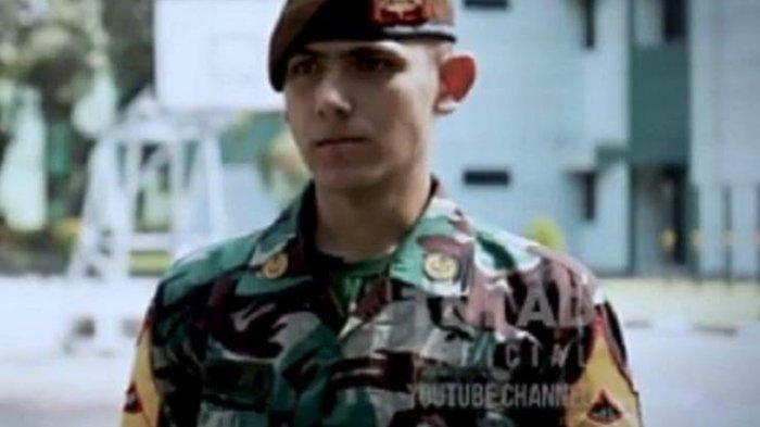 Ingat Enzo Allie? Bule Berdarah Prancis yang Lolos TNI, Dapat Perhatian dari 3 Sosok Penting