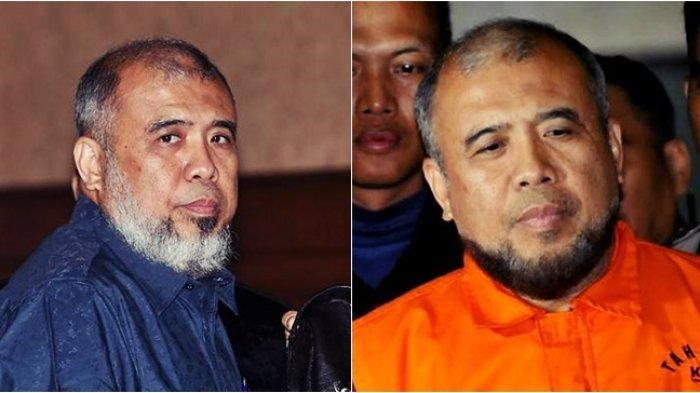 Ingat Patrialis Akbar? Mantan Hakim MK yang Terjerat Korupsi, Masih Mendekam di Lapas Sukamiskin