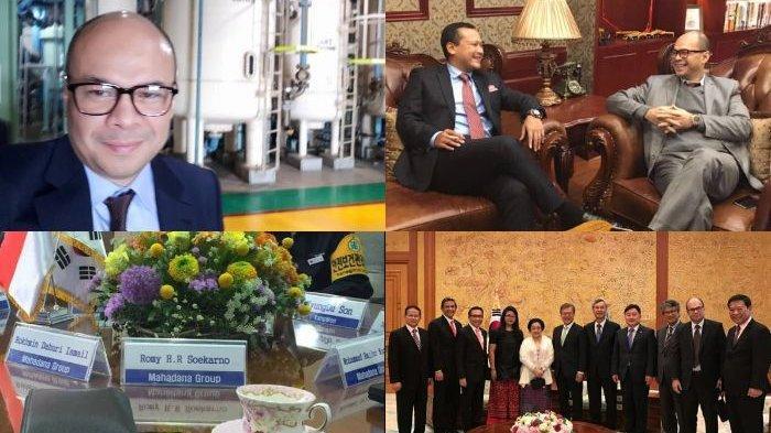 Ingat Romy Soekarno? Mantan Suami Donna Harun, Kini jadi Presiden Direktur Perusahan Ternama