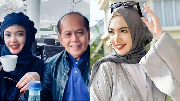 Pamer Foto Pernikahan, Ingrid Kansil Tulis Kalimat Romantis Untuk Syarief Hasan