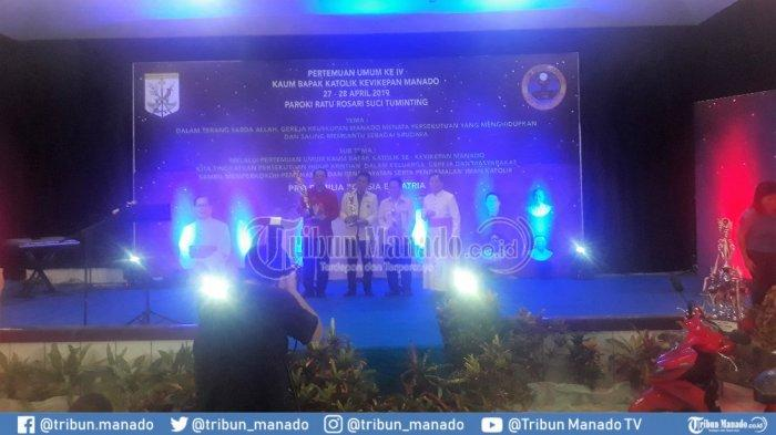 Ini Daftar Pemenang Pertemuan Umum ke-4 KBK Kevikepan Manado
