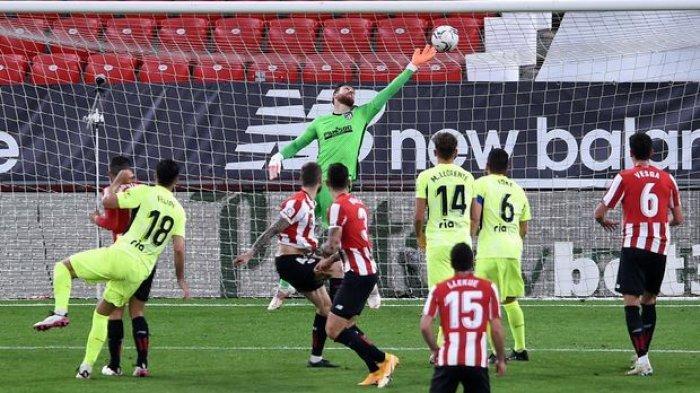 Hasil Athletic Bilbao vs Atletico Madrid: Los Colchoneros Merana, Klasemen Liga Spanyol Memanas