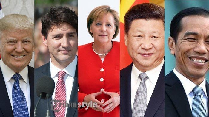 Donald Trump Tak Ambil Gaji, Xi Jinping 284 Juta Setahun, Gaji 13 Pemimpin Dunia Segini