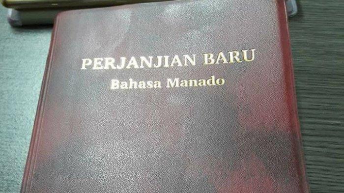 Inilah Bentuk Alkitab Perjanjian Baru Bahasa Manado
