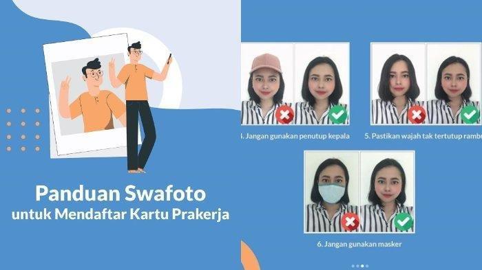 9 Syarat Swafoto Hingga Cara untuk Daftar Kartu Pra Kerja Gelombang III di www.prakerja.go.id