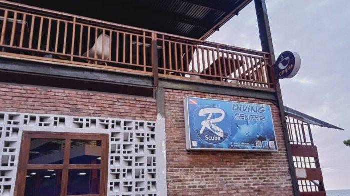 Inilah tempat makan yang merupakan bagian dari tempat wisata kuliner Cup O Sea