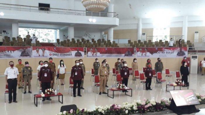 Pemerintahan Gubernur Sulawesi Utara (Sulut) Olly Dondokambey dan Wakil Gubernur Steven Kandouw meluncurkan empat aplikasi inovasi pelayanan publik