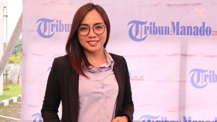 Harapan Inry Vanessa di HUT ke 12 Tribun Manado: Ke Depan Dapat Lebih Baik Lebih Bagus dari Sekarang