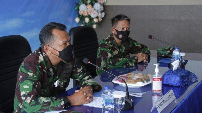 Tim Inspektorat Jenderal TNI AU Turun ke Manado, Awasi dan Periksa Lanud Sam Ratulangi