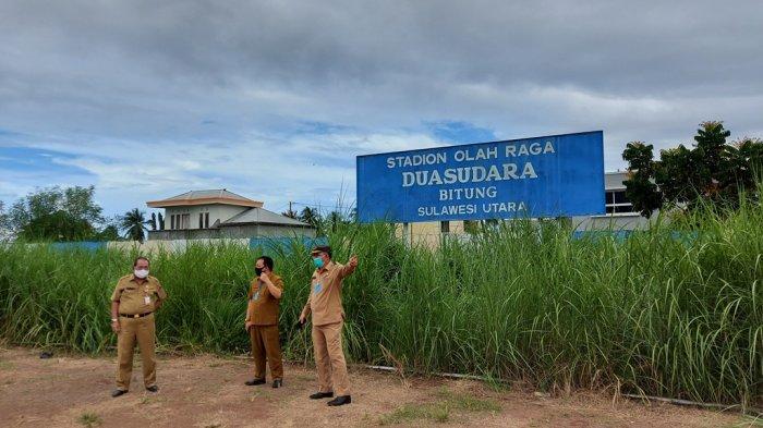 Polemik Lahan Stadion Duasudara, Mantan Bupati Minahasa Selatan Simpan Bukti Surat 1987