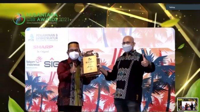 Pertamina Patra Niaga Regional Sulawesi Sabet 2 Penghargaan CSR