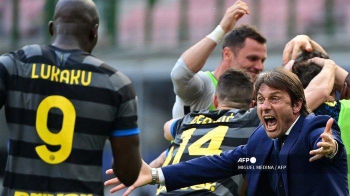 Klasemen Liga Italia, Inter Milan Akhiri 11 Tahun Puasa Scudetto, Juventus Tim Pertama Beri Selamat
