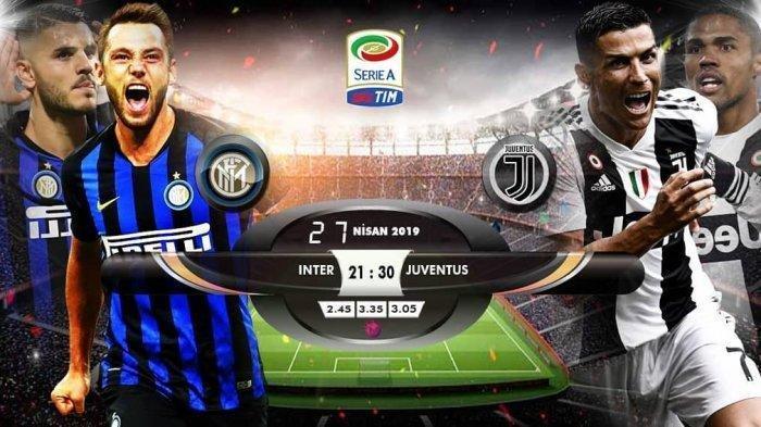 Prediksi Laga Inter Milan vs Juventus, Duel Panas Akan Tersaji di Stadion Giuseppe Meazza