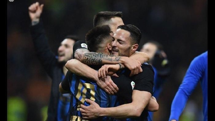 Hasil dan Klasemen Liga Italia - Dihantui Rekor Buruk, Inter Milan Paling Beruntung di Zona Eropa