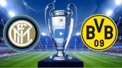 LINK LIVE STREAMING Inter Milan vs Borussia Dortmund, Nerrazurri Tanpa Tiga Pilar, Tonton via Ponsel