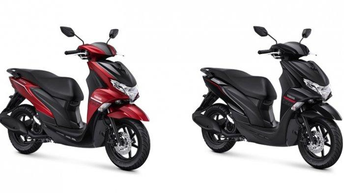 Intip Warna Baru Motor 125 Yamaha, Semakin Amazing!