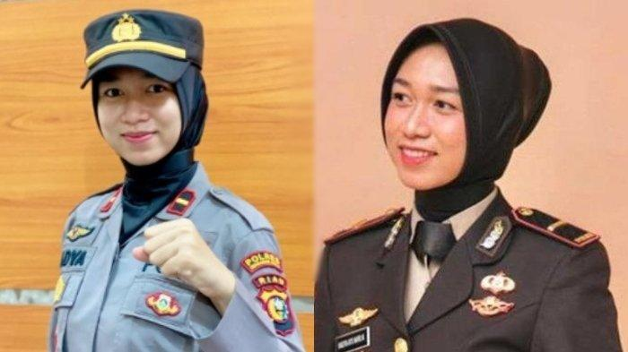 Ipda Nadya Ayu Nurlia, Kapolsek Wanita Termuda yang Pernah Jadi Paskibraka di Istana Negara Era SBY