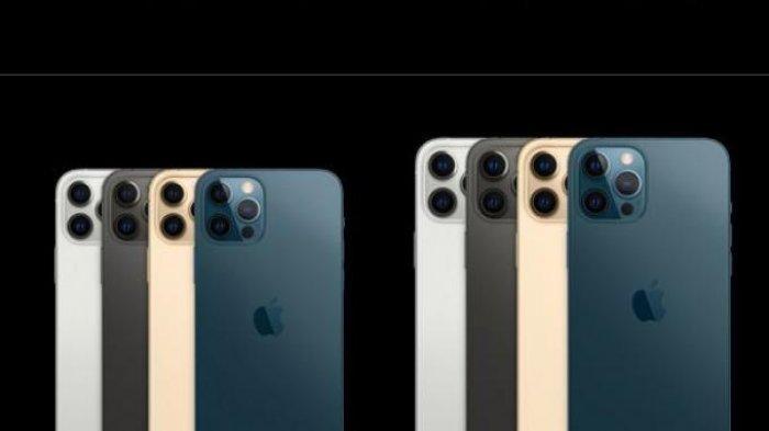 UPDATE, Daftar Harga Terbaru HP iPhone Akhir Bulan Maret 2021, Lengkap dengan Spesifikasi iPhone 12
