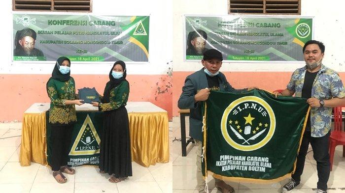 IPNU - IPPNU Kabupaten Boltim, Gelar Kegiatan Konferensi Cabang ke III