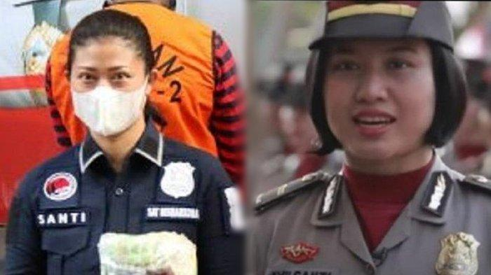 SOSOK Iptu Santi, Polisi Wanita Berdarah Bali, Pembongkar Jaringan Narkoba Bernilai Rp 400 Miliar