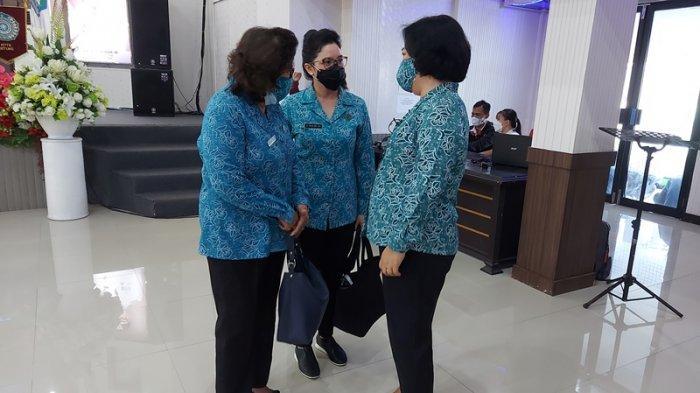 Rita Tangkudung Ketua PKK Bitung, Sebut Tugas PKK Tangani Covid 19