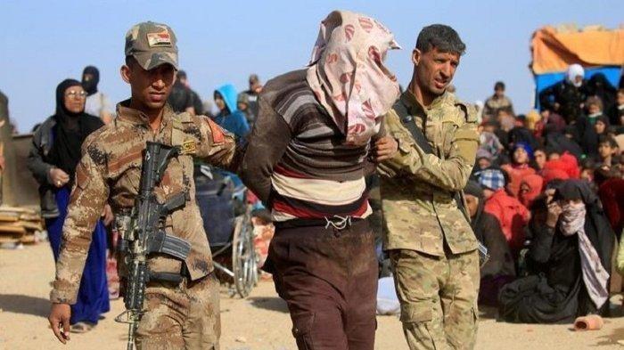 Tangan Kanan Pimpinan ISIS Al Baghdadi Ditangkap, Basim Pentolan Berbahaya, Sosok Eksekutor ISIS