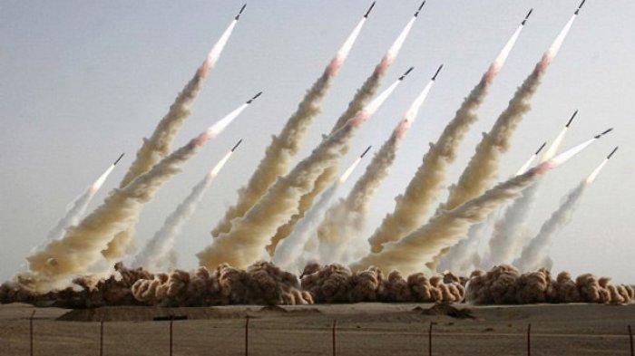 Kedubes Amerika Serikat di Irak Dihantam Roket dari Milisi Iran, Minggu 16 Februari Pagi