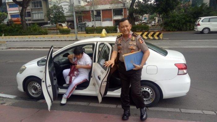 Calon Pimpinan KPK, Publik Beri Dukungan pada Sosok Jenderal Naik Taksi saat Pendaftaran Capim KPK