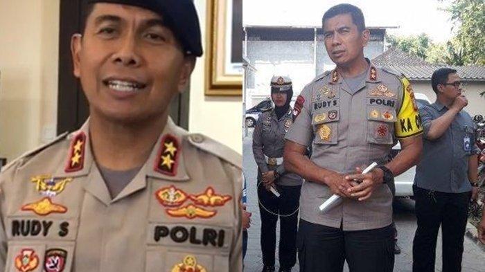 Ingat Irjen Rudy Sufahriadi? Dulu Dicopot Lantaran Kasus Kerumunan, Kini Jadi Kapolda Sulteng