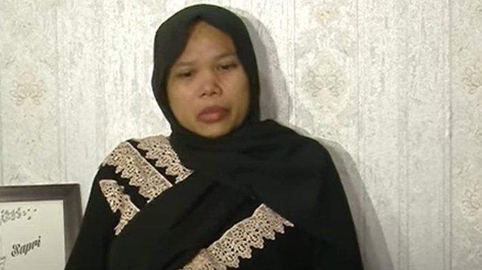 Istri Ungkap Candaan Alm Bang Sapri Pantun Sebelum Meninggal: Giliran ke Pasar, Akunya Disuruh Bobo